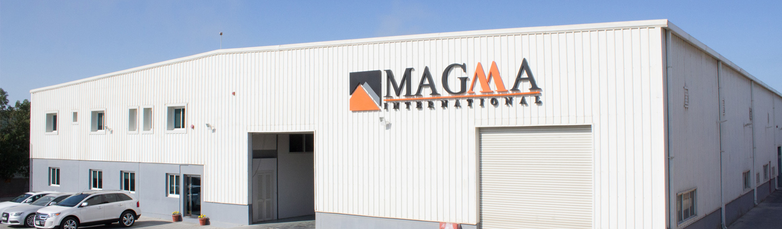 Magma International Jabel Ali